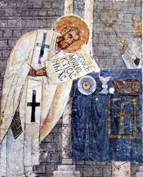 Icon of St Basil the great