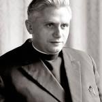 Professor Ratzinger in Regensburg