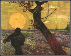 Van Gogh - The Sower - 1888
