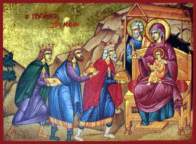 Nativity of Christ - Adoration of the Magi