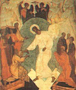Resurrection_icon - Blog on Sunday